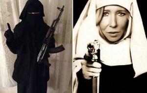 Британская террористка «Исламское государство»