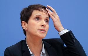 Немецкий политик, предприниматель. Председатель партии «Синяя партия», Бывший сопредседатель ультраконсервативной немецкой партии «Альтернатива для Германии» (АдГ)