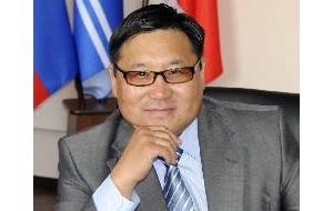 Мэр города Кызыла