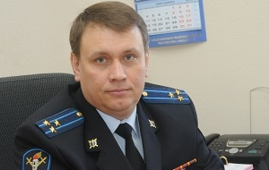 Заместитель главы Следственного Управления УМВД России по Омской области