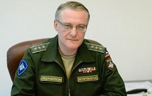 Бывший первый заместитель директора Спецстроя России