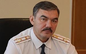 Бывший начальник УФСИН России по Курганской области