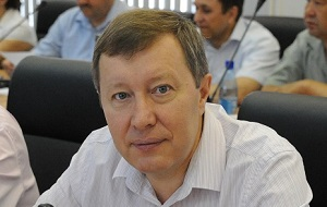 Бывший министр здравоохранения Забайкальского края (задержан в Хабаровске по подозрению в получении взятки на сумму около 16 млн руб.).