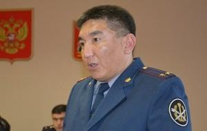 Заместитель начальника управления Федеральной службы исполнения наказаний по Московской области