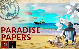 «Райские документы», «райское досье» (англ. Paradise Papers) - утечка конфиденциальной информации от газеты Süddeutsche Zeitung (которая также обнародовала Панамские документы и созвала для этого Международный консорциум журналистов-расследователей (ICIJ)).