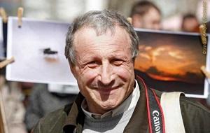 Крымский журналист, автор Радiо Свобода, (в России подозревают в призывах к нарушению территориальной целостности этой страны)