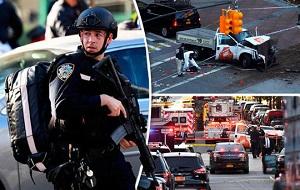 Теракт в Нью-Йорке проишёл 31 октября 2017 года