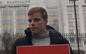 """Бывший Активист московского """"избирательного штаба"""" Алексея Навального"""