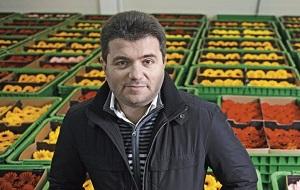 Президент группы компаний «Цветоптторг», владельца крупнейшей в России сети цветочных магазинов