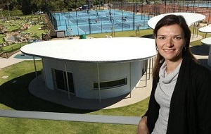 Директор центра современного гольф-центра и теннисной академии вАвстралии