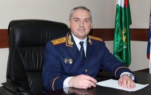 Руководитель Следственного управления Следственного комитета РФ по Костромской области