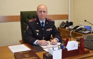 Начальник УМВД России по Еврейской автономной области