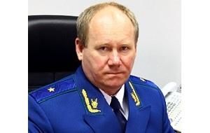 И.о. прокурора Республики Калмыкия, государственный советник юстиции 3 класса