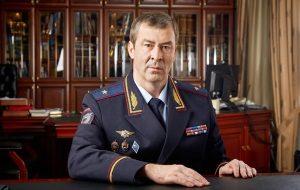 Начальник ГУ МВД России по Кемеровской области, генерал-майор полиции