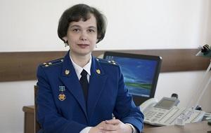 Прокурор Республики Бурятия