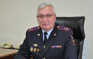 Начальник УМВД России по Астраханской области – полковник полиции
