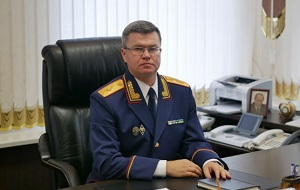 Руководитель Cледственного управления Следственного комитета РФ по Ульяновской области