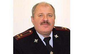 Врио министра внутренних дел по Республике Хакасия полковник внутренней службы
