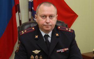 Начальник УМВД России по Магаданской области