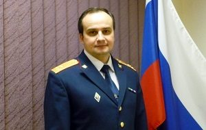 Руководитель Cледственного управления Следственного комитета РФ по Республике Мордовия