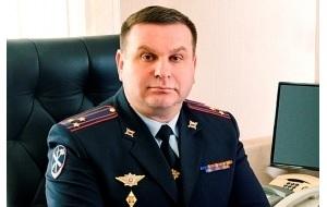 Врио начальника УМВД России по Калужской области, полковник внутренней службы