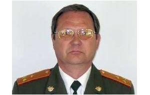 Бывший полковник российской армии
