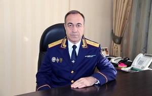 Руководитель следственного управления Следственного комитета Российской Федерации по Ростовской области, генерал-майор юстиции