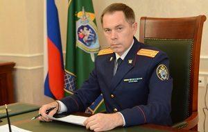 Руководитель Следственного управления Следственного комитета РФ по Липецкой области