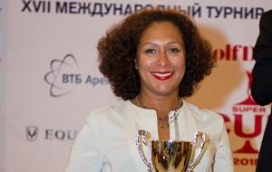 Жена председателя совета директоров М2М Прайвет Банка Андрея Вдовина