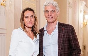 Деловой партнер и вот уже много лет жена известного российского бизнесмена Олега Тинькова