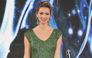Российская модель, актриса, медиаперсона. Жена Станислава Воскресенского