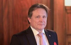 Советский и российский дипломат. Чрезвычайный и полномочный посол (2018)