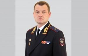 Заместитель начальника ГУ МВД России по Красноярскому краю генерал-майор внутренней службы