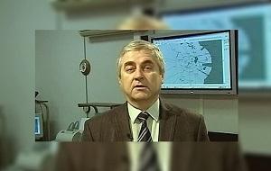Генеральный директор Гидрометеобюро Москвы и Московской области, кандидат географических наук