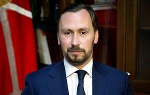 Председатель петербургского комитета по туризму