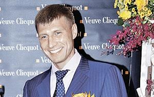 Московский финансист, собственник «Волга-Кредита»