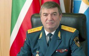 Начальник Главного управления МЧС России по Республике Татарстан, генерал-лейтенант внутренней службы