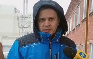 Потерял сестру, жену и детей в пожаре в ТЦ «Зимняя вишня» в Кемерово
