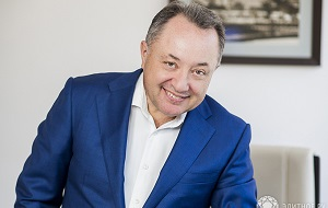Генеральный директор ООО «АФИ РУС», Исполнительный директор компании AFI Development