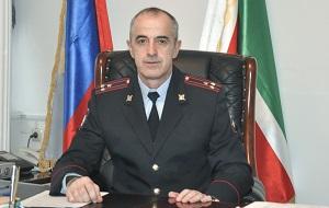 Руководитель Службы обеспечения деятельности мировых судей Чеченской Республки
