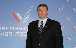 Член регионального штаба Народного фронта в Ульяновской области, доверенное лицо Владимира Путина