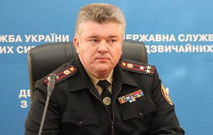 Председатель Государственной службы Украины по чрезвычайным ситуациям 2014-2015