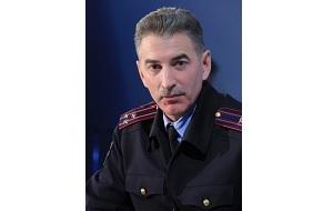 Начальник УГИБДД ГУ МВД России по Свердловской области