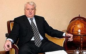 Российский политик, министр топлива и энергетики России в 1999—2000 гг., затем заместитель министра иностранных дел России, посол России в Латвии в 2004—2008 гг.