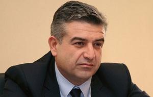 Армянский государственный деятель, 14-й премьер-министр Армении (2016—2018). Исполняющий обязанности премьер-министра Армении с 9 по 17 апреля 2018 года и с 23 апреля 2018 года. Кандидат экономических наук