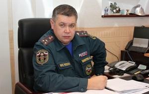 Руководитель главного управления МЧС по Кемеровской области