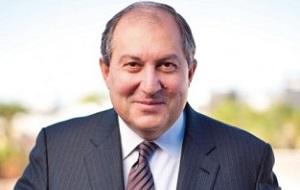Армянский политический и государственный деятель, дипломат, физик. Президент Республики Армения c 9 апреля 2018 года