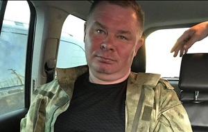 Начальник отдела «М»ФСБ по Самарской области