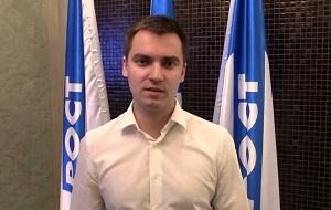 Председатель регионального отделения Партии роста в Санкт-Петербурге