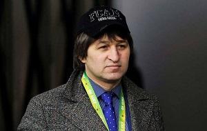 Исполнительный директор ФК «Анжи»